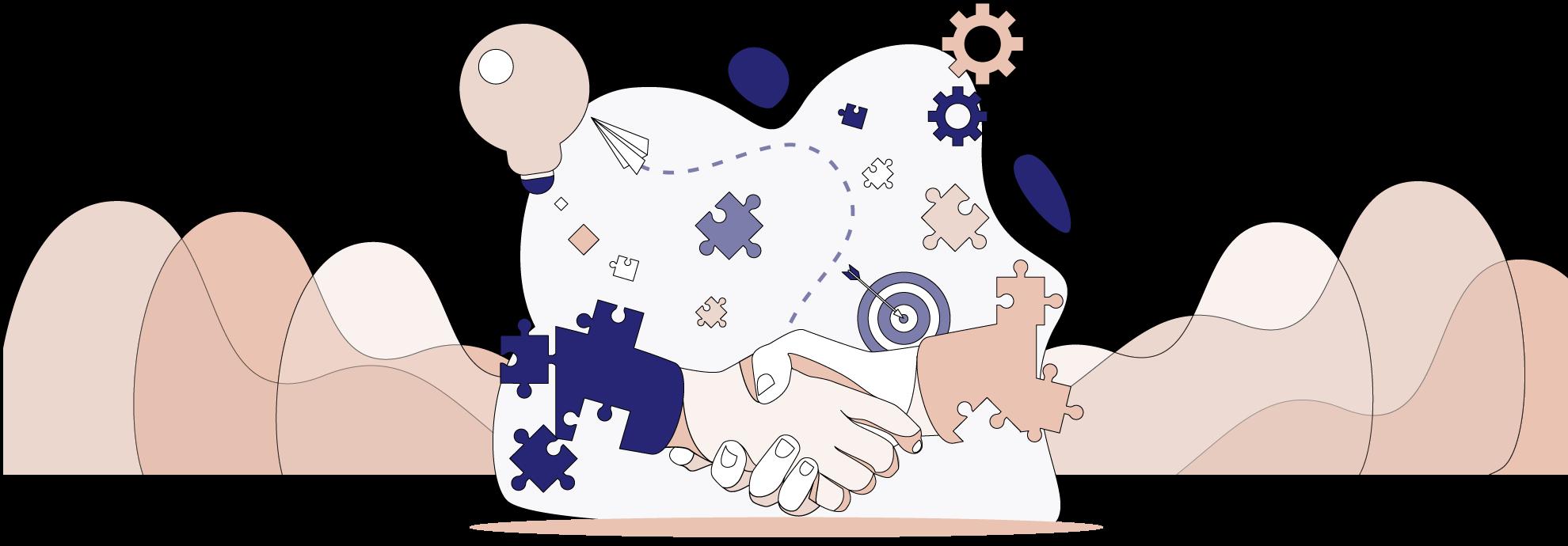 Partnerships page