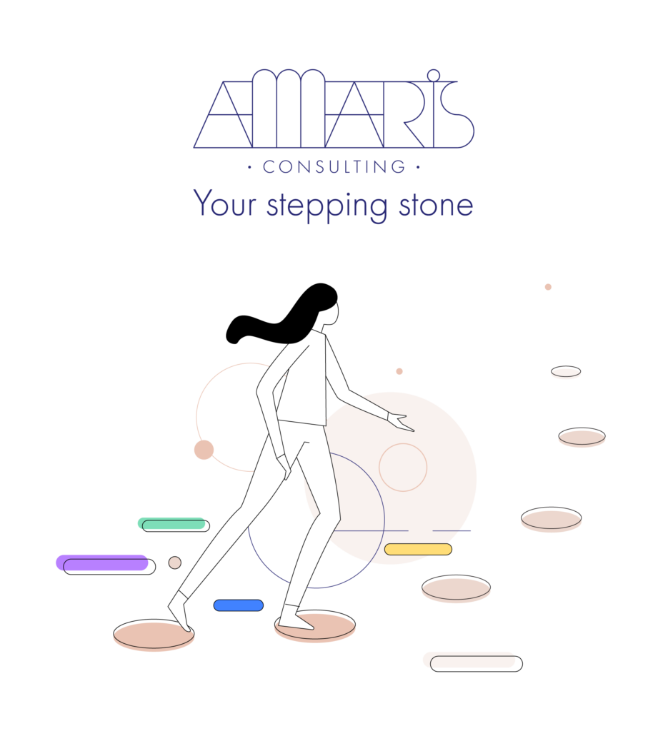 Amaris Consulting Stepping Stone Logo 1