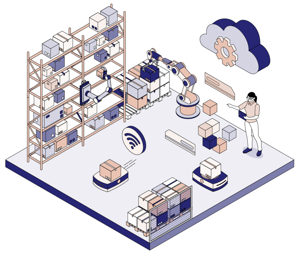 Industry 4.0 within warehousing 01